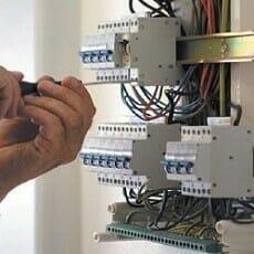услуги электрика Новосибирск