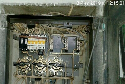 Ремонт электропроводки в квартире, доме. Низкая цена Новосибирск
