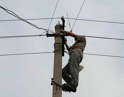 Подключение садового дома к электросети от столба 220 – 380 вольт, низкие цены