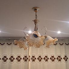 Качественная установка и подключение люстр, светильников