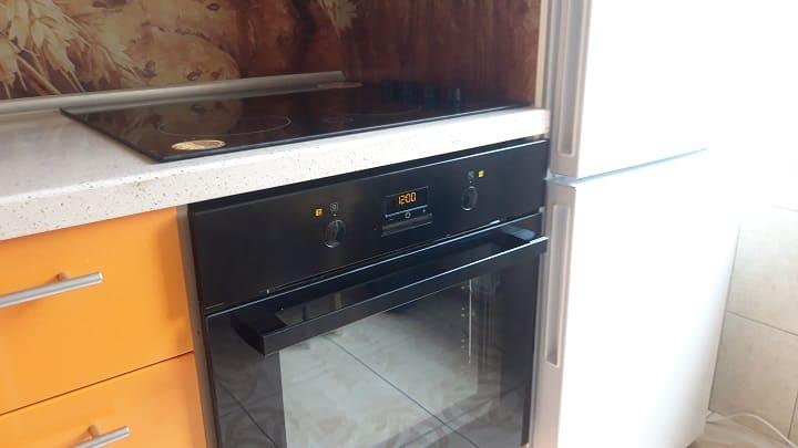 Варочная панель духовой шкаф подключение к электричеству на кухне